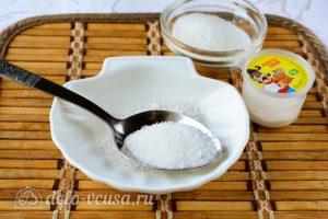 Малосоленая семга: Соединить соль и сахар