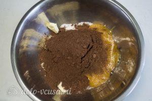 Торт Цифра из медовых коржей: Растопить масла с сахаром на водяной бане