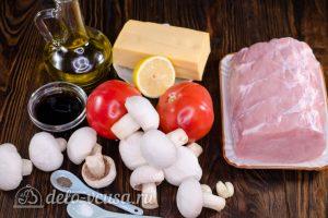Мясо Гармошка: Ингредиенты