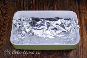 Мясо Гармошка: Отправить мясо в духовку