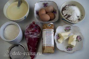 Шоколадная молочная девочка: Ингредиенты