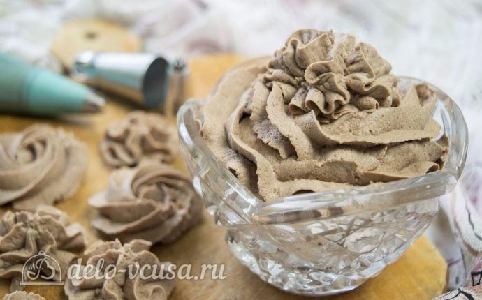 Взбитый шоколадный ганаш