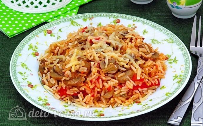 Рис по-милански