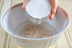 Ватрушки с творогом: Добавить сахар
