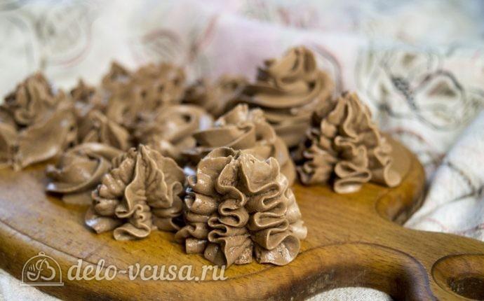 Крем Шарлотт шоколадный