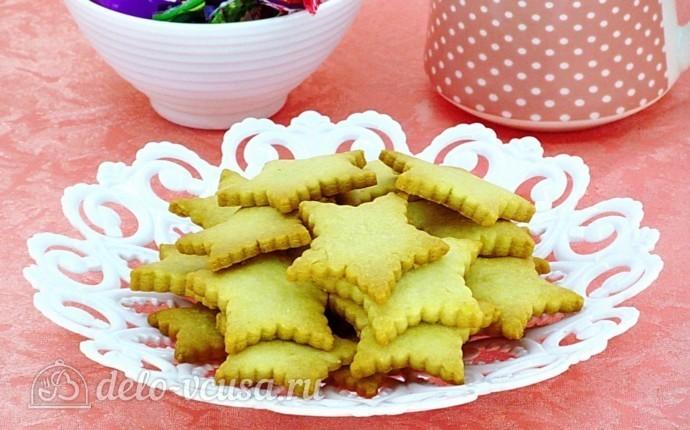 Рецепт песочное печенье на маргарине