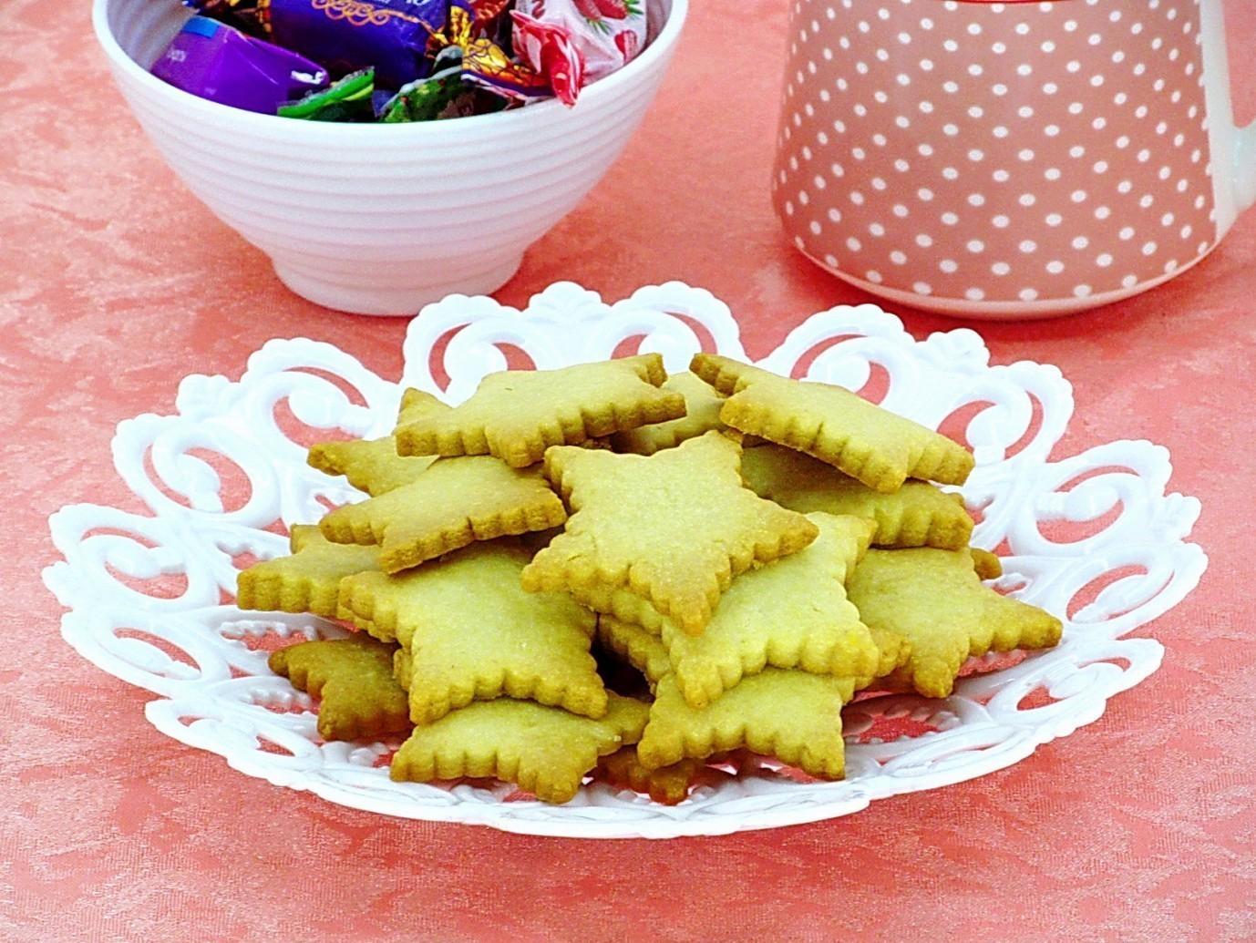 Песочное печенье на растительном масле пошаговый рецепт с фото | 1035x1378