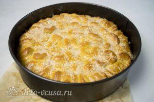 Дрожжевые булочки с сыром готовы