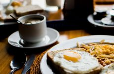 летние завтраки