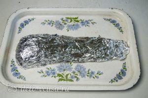 Рыба, запеченная с помидорами и розмарином: Запекать в духовке