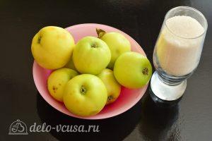 Варенье из яблок на зиму: Ингредиенты