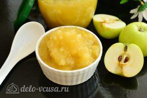 Варенье из яблок на зиму готово