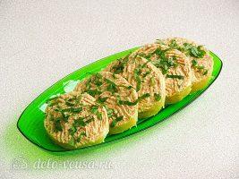Рыбный паштет на бутерброды готов