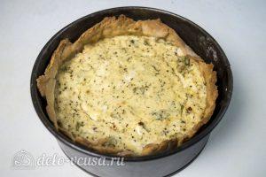 Киш с курицей и сыром: Поставить охлаждать