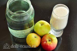 Компот из яблок на зиму: Ингредиенты