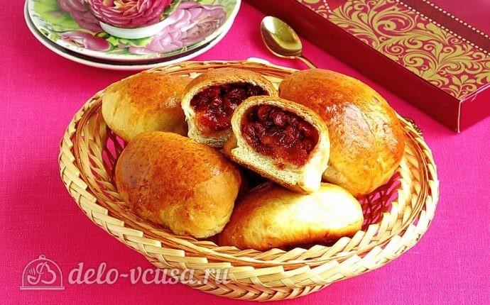 Пирожки с калиной