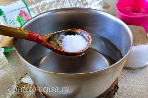 Острые баклажаны как грибы: Приготовить маринад