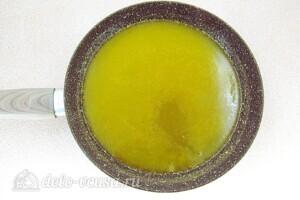 Блинчики Креп Сюзетт с апельсиновым соусом: Вскипятить с соусом