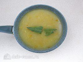Классический французский луковый суп: Добавить бульон