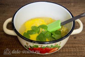 Ягодный муссовый торт: Приготовить лимонный крем