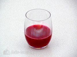 Кисель из клюквы: Отжать сок