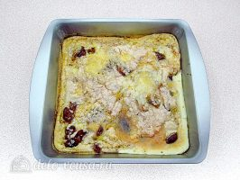 Куриная печень с яйцом по-румынски: Выпекать в духовке