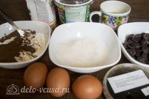 Муссовое пирожное Мишки: Ингредиенты