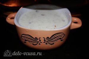 Сютлач, турецкий рисовый пудинг: Запекать в духовке