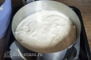 Классический ванильный бисквит: Выпекать бисквит
