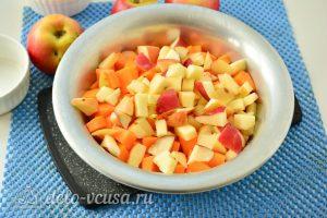 Варенье из тыквы с яблоками: Добавьте яблоки к тыкве