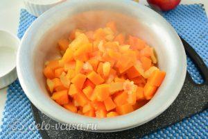Варенье из тыквы с яблоками: Сварите варенье