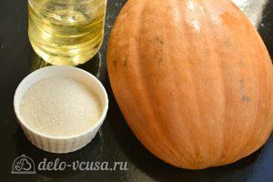 Сладкая запеченная тыква в мультиварке: Ингредиенты