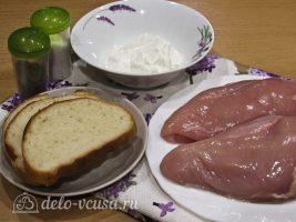 Куриные наггетсы в духовке: Ингредиенты