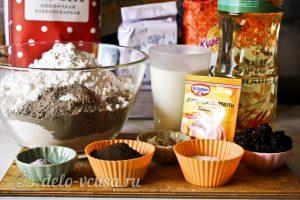 Многозерновой хлеб в духовке: Ингредиенты