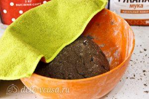 Многозерновой хлеб в духовке: Дать тесту отдохнуть