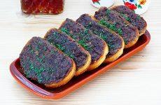 Горячие бутерброды с печенью