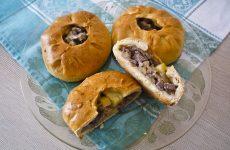 Татарские пирожки Вак балиш