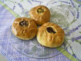 Татарские пирожки Вак балиш готовы