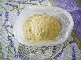 Татарские пирожки Вак балиш: Приготовить тесто