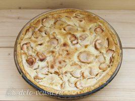 Яблочный пирог Марины Цветаевой: Запекать в духовке