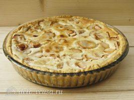 Яблочный пирог Марины Цветаевой: Достать пирог из духовки