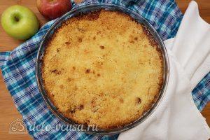 Имбирный пирог с яблоками: Выпекаем пирог