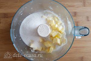 Имбирный пирог с яблоками: Готовим крамбл