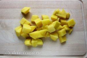 Капустняк с рисом: Добавить картошку