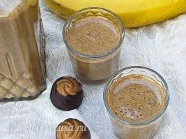 Кофейно-банановый ликер готов