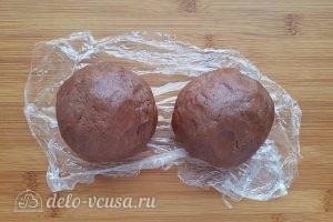 Королевский сырник с апельсином: Замесить тесто