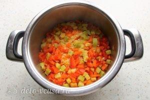 Кус-кус с овощами: Добавить кус-кус