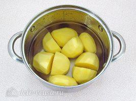 Кыстыбый с картошкой: фото к шагу 1
