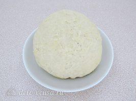 Кыстыбый с картошкой: фото к шагу 8