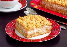 Пирог Мечта с яблоками